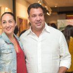 Marina Mottin Penteado e Luiz Gustavo Penteado