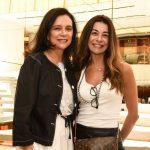 Mona Dorf e Ana Paula Moraes