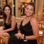 Sandra Tacla e Jessica Gregorio