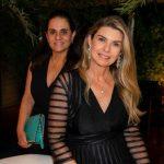 Thereza Amaral e Sandra Moura