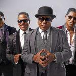 """Os shows do """"The Jacksons"""" no Brasil"""