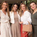Ana Patricia Velloso, Juliana Freitas, Vivina Trintade e Vanessa Spuri