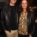 Beto Polati e Marcia Salles