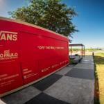 "Vans Inaugura ""Shoebox"" no Parque Cândido Portinari"