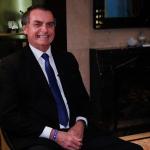 """Câmara brasileira de comércio nos EUA premiará Bolsonaro como """"pessoa do ano"""""""