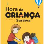 Saraiva promove contações de história gratuitas em lojas de São Paulo
