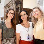 Carolina Guarita, Carla Guarita e Carla Couto
