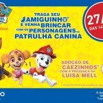 Riachuelo promove evento com adoção de cachorros e lançamento de coleção