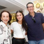 Eda megale guarita , Marina e Fábio Bittar