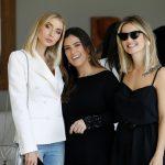 Flay Leite, Renata Antunes e Lucila Pena