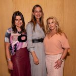 Fabiana Schahien, Marina Condé e Luzia Helena Duarte