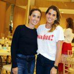 Andrea Mamede e Sofia Fontana Torre