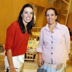 Elisa Tavares e Gisela Luglio