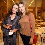 Patricia Abdalla e Mirella Andreoni