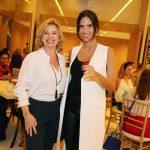Renata Moblize e Carol Assad