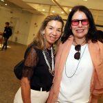 Zilda Campos e Maria Teresa Campos