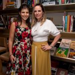 Isabel Foz e Fernanda Pires