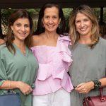 Lana Romani, Kelly Amorim e Daniela Zagottis