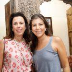 Marina Foz e Isabel Foz