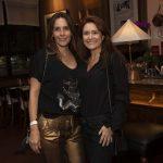 Nana Cunha e Fabiola Lutfalla