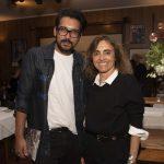 Rodrigo Yaegashi e Patricia Carta