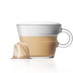 Nespresso desenvolve cafés específicos para serem consumidos com leite