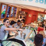 Ben & Jerry's distribui sorvetes de graça