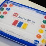 Fundação Dorina e LEGO Foundation lançam LEGO Braille Bricks para crianças cegas