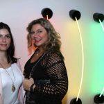 Adriana Campos e Danielle Andrazzi