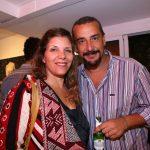 Andre Ribeiro e Karol Siqueira