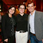 Bruna Grassing, Mariana Morato e Renato Alves