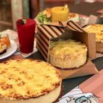 Na Tortinha Dia das Mães – com o carinho da vovó para a mesa de Dia das mães