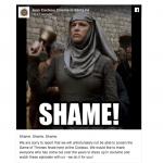 """HBO proíbe George R.R. Martin de exibir final de """"Game of Thrones"""" em seu cinema"""