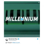 "Backstreet Boys fará homenagem aos 20 anos do álbum ""Millennium"""