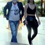 José de Abreu está namorando mulher 51 anos mais nova