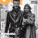 Rodrigo Hilbert e Fernanda Lima são capa da GQ de junho