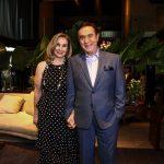 Celina Ferreira e Amaury JR