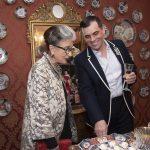 Costanza Pascolato e Sandro Barros