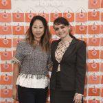 Cristiane Hasegawa e Graziela Roncoleta