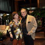 Cristina e Ronnie Von