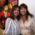 Maria Ines Sanches e Pati Fernandes