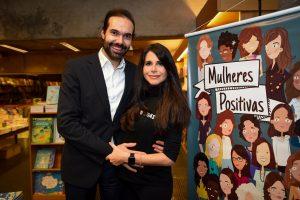Lançamento Livro Mulheres Positivas