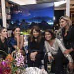 Fernanda Rolim, Silvia Braz, Taciana Veloso, Dani Falcao e Juliana Santos