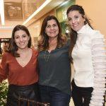 Flavia Saade, Monica Malhano E Diana Mora