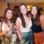 Giovanna Monteiro, Lola Fiuza e Carolina Camargo