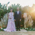 Vanessa Abbud faz casamento para ela e marido somente. Vem entender