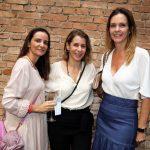 Carolina Penchas, Gabriela Bobrow e Sandra Delarco