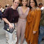 Fernanda Pires, Isabel Foz e Camila Yunes Guarita