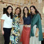 Lais Khouri, Flavia Kujawski, Samia Maalouli e Carol Assad