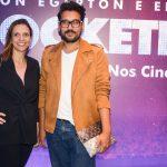 Luciana Franca e Rodrigo Yaegashi